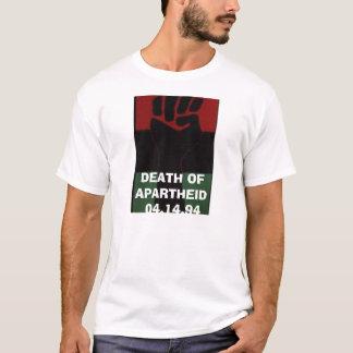 MORTE DO APARTHEID T-SHIRT
