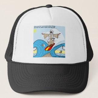 Moses surfa coleções engraçadas dos presentes das boné