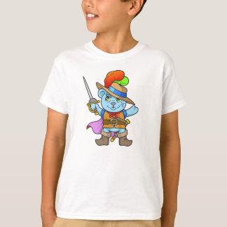 mosqueteiro t-shirts