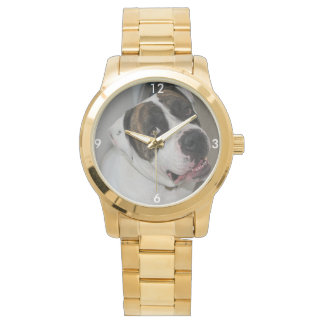 Mostra Gordo bracelete ora personalizar Relógios