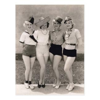 Mostre a meninas o cartão - 1706778.jpg cartões postais