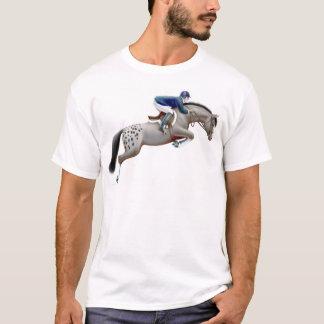 Mostre o t-shirt do cavalo do Appaloosa da ligação