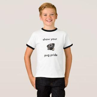 Mostre seu orgulho do Pug! T-shirts