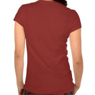 Motivação fêmea da malhação - suor e ocupa camiseta