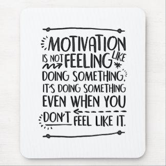 Motivação Mousepad