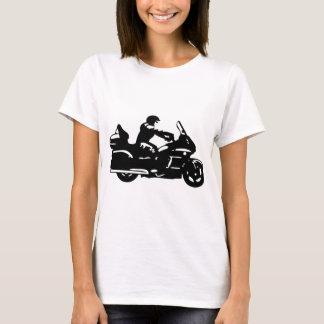 moto da motocicleta do motociclista que goldwing t-shirts