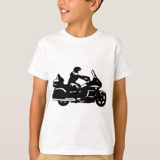 moto da motocicleta do motociclista que goldwing tshirts