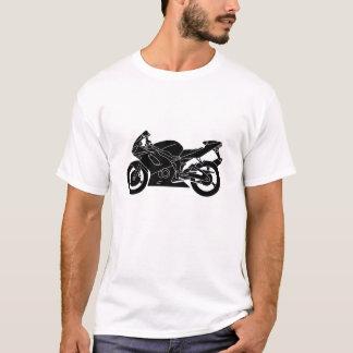 Moto esportiva t-shirt
