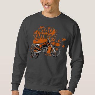 Motocicletas loucas suéter