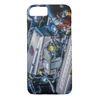 Motor injetado combustível de Corveta Capa iPhone 7