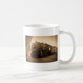 Motor terminal da estrada de ferro de Detroit em Caneca De Café