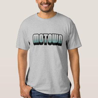 Motown Camisetas