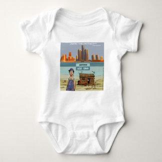 Motown LessTown engraçado Camiseta