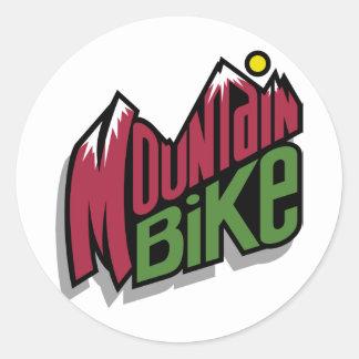 Mountain bike adesivo