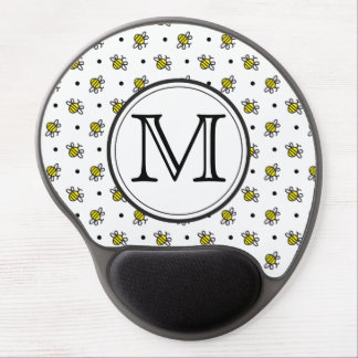 Mouse Pad De Gel Bonito Bumble o tapete do rato personalizado teste
