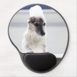 Mouse Pad De Gel Tempo Mousepad do banho de Jack Russell Terrier