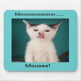 Mouse pads engraçada do computador