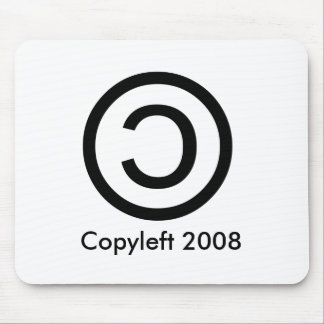 Mousepad 2008 de Copyleft