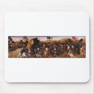 Mousepad A batalha de Pydna por Andrea del Verrocchio