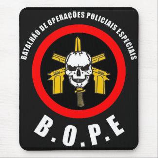 Mousepad A força policial do Special de BOPE Tropa De Elite