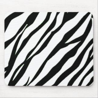 """Mousepad 'A modificação acentua a"""" zebra"""