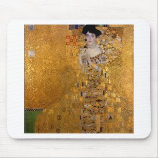 Mousepad Adele, senhora no ouro - Gustavo Klimt