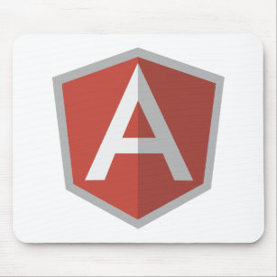 Mousepad AngularJS Shield Logotipo
