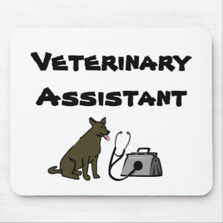 Mousepad assistente veterinário