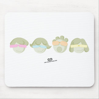 Mousepad banda desenhada