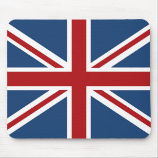 Mousepad Bandeira clássica de Union Jack Reino Unido