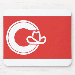 Mousepad Bandeira de Calgary, Alberta