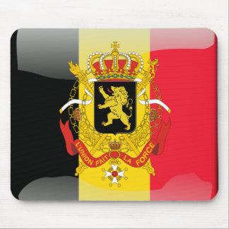 Mousepad Bandeira lustrosa belga