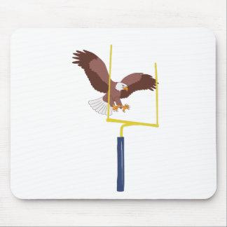 Mousepad cargo do objetivo da águia