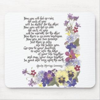 Mousepad Cartões e presentes de casamento