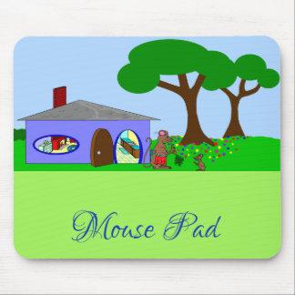 Mousepad Casa do rato
