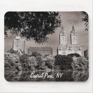 """Mousepad -- Central Park (""""vista protegida"""")"""