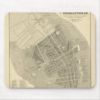 Mousepad Charleston, South Carolina