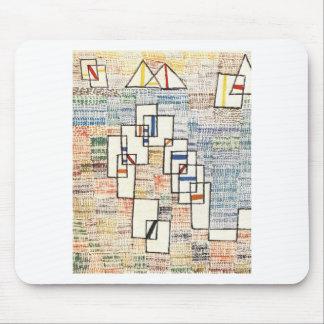 Mousepad Costa de provence por Paul Klee