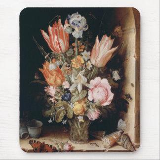 Mousepad das flores de Van antro Berghe