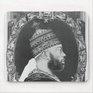 Mousepad de Etiópia, Menelik II