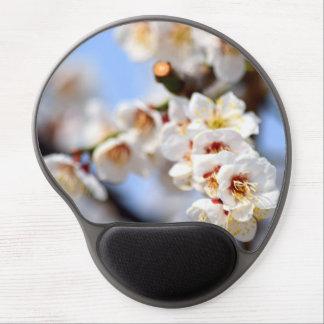 Mousepad De Gel Flores de cerejeira