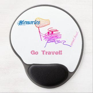 Mousepad De Gel Memórias