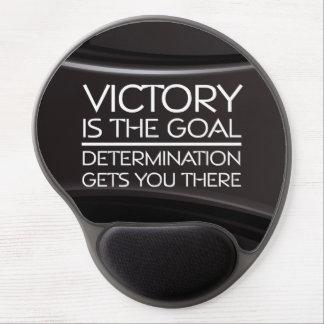 Mousepad De Gel Objetivo SUPERIOR da vitória