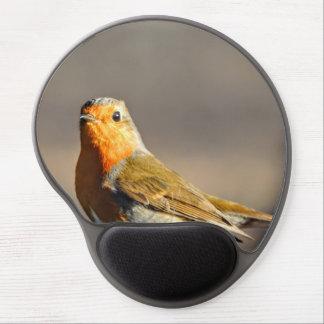 Mousepad De Gel Pássaro