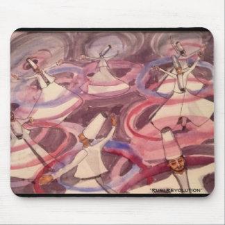 """Mousepad De """"tapete do rato da revolução Rumi"""""""
