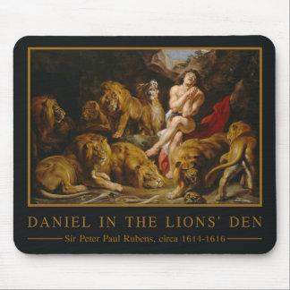 Mousepad do antro dos leões'