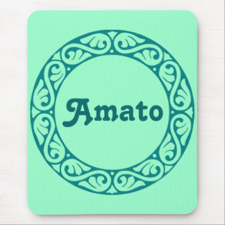 Mousepad do italiano de Amato