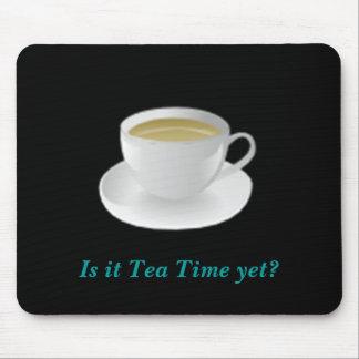 Mousepad do tempo do chá