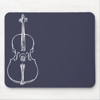 Mousepad do violoncelo