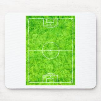 Mousepad Esboço do campo de futebol